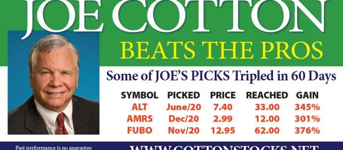 Cotton Stocks
